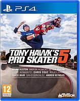 Tony Hawks Pro Skater 5 PS4 (108359)