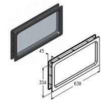 Окно для секционных ворот W46, фото 1