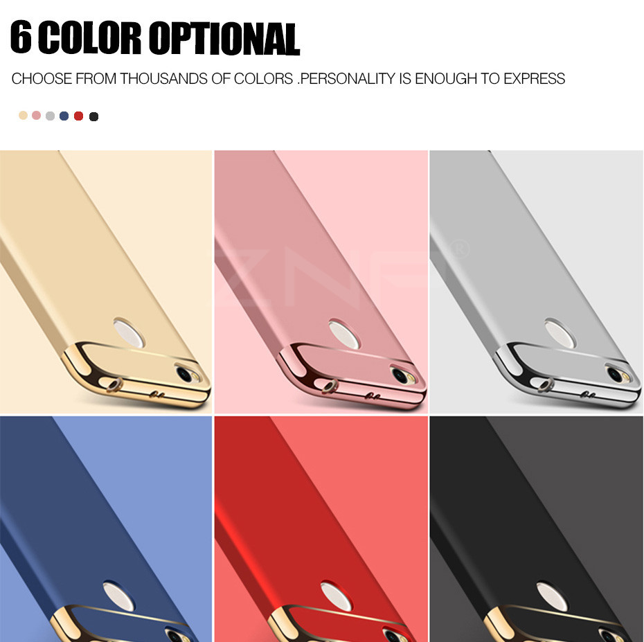 Чехол бампер Soft-touch для Xiaomi Redmi 4X / Стекло в наличии /