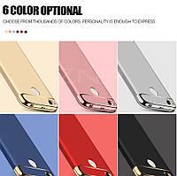 Чехол бампер Soft-touch для Xiaomi Redmi 4X / Стекло в наличии /, фото 1