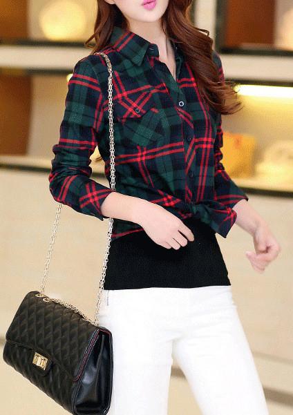 Женская рубашка Christie размер XL (44) СС-7715-40