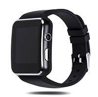 Смарт часы - умные часы Smart Watch X6 ЧЕРНЫЕ SKU0000926