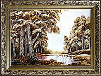 Пейзаж з бурштину
