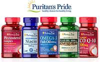 Поступления продукции Puritan's Pride конец 2017
