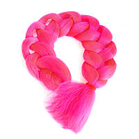 Канекалон розовый