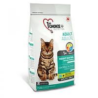 1st Choice Weight Control (Фёст Чойс) Корм для стерилизованных и страдающих избыточным весом животных 0,35 кг