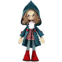 Набор для шитья Текстильная кукла Мишель