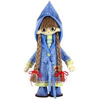 Набор для шитья Текстильная кукла Виолетта