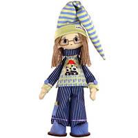Набор для шитья Текстильная кукла Леопольд