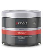 Маска для волосся кератинове відновлення  Kera Restore 200мл. INDOLA