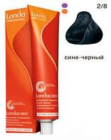 2/8 Черно-синий Londacolor demi permanent 60 мл
