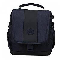 Универсальная сумка для фото и видео камер Continent арт. FF-02Blue