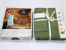 Набор для бани женский Moda Monacco sauna 2