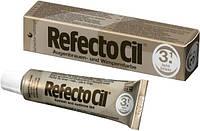 Краска для бровей и ресниц RefectoCil, светло-коричневая № 3.1
