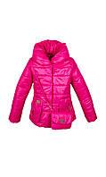 Весенняя куртка с сумочкой 128
