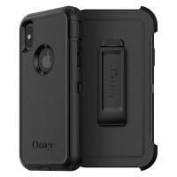 Защитный чехол Otterbox Defender Black для iPhone X