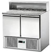 Охлаждающий стол для пиццы  POS147N#AGS143N GGM