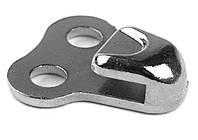 Петля под шнурок, А-605, цв. никель
