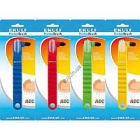 Щетка для очистки зубных протезов EKULF