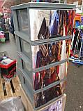"""Комод на 4 ящика с декором """"оптимус прайм"""" с рисунком на крышке Алеана, фото 3"""