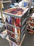 """Комод на 4 ящика с декором """"оптимус прайм"""" с рисунком на крышке Алеана, фото 4"""