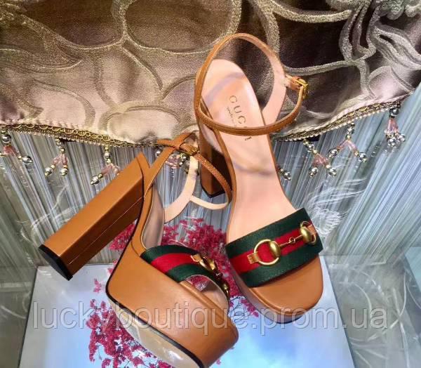 Босоножки Gucci, цена 4 650 грн., купить в Киеве — Prom.ua (ID ... fa9fecc9996