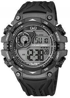 Наручные мужские часы Q&Q M157J001Y оригинал