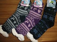 Носки на меху из овчины 35-40, 36-38, 39-41 и 40-45 рр
