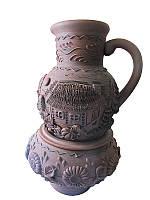 Набор глиняной  для кухни Хуторок (Акционные предложения)