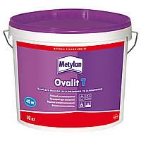 Обойный клей Metylan Овалит, 5 кг.