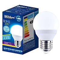 Лампа светодиодная Искра LED G45-5/840-220 Е27