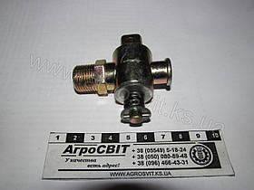 Краник блока цилиндров СМД-14-72, кат. № 01-1760.00 (аналог КРС 3/8)