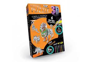 Пазлы Антистресc 3D Животные Danko Toys