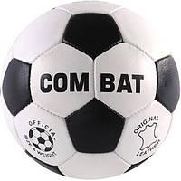 Мяч для футбола Winner Combat (Кожаный мяч)