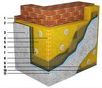 Утепление стен пенопластом Кременчуг