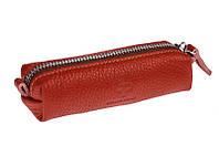 Ключница Grande Pelle флотар, красный, кожа