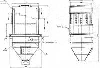 Циклон ЦБ-16 (к котлу Е-2,5, КЕ-2,5, ДКВр-2,5)