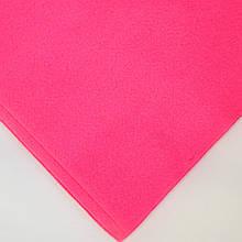 Фетр мягкий №28 Барби, лист 30х20 см, 1,3 мм (Тайвань)