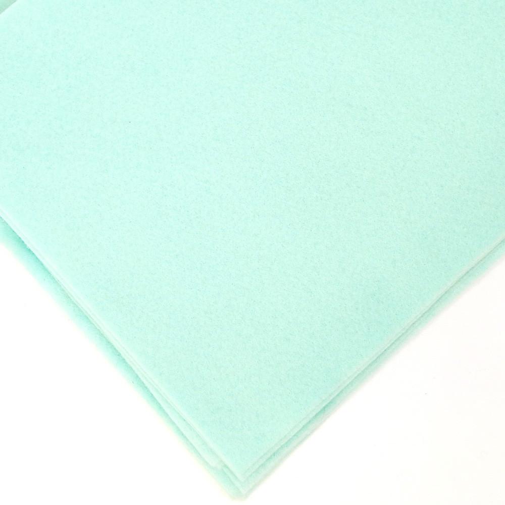 Фетр мягкий №21 горный воздух, лист 30х20 см, 1,5 мм (Тайвань)