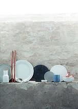 Тарелка плоская крышка New Norm 17,5 см белый, фото 3