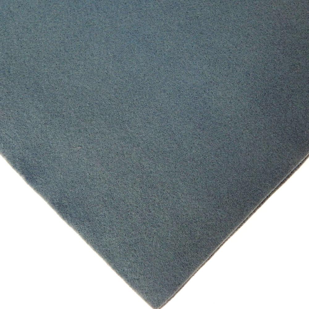 Фетр мягкий №51 серый холодный, лист 30х20 см, 1,5 мм (Тайвань)