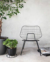 Стул WM String Lounge Chair белый, фото 3