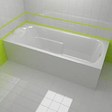 Ванна Riho Virgo пряма 170*75 см (BZ07), фото 3