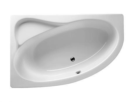 Ванна Riho Lyra асиметрична 170*110 см, R (BA63)