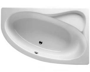Ванна Riho Lyra асиметрична 140*90 см, L (BA66), фото 2