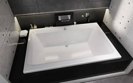 Ванна Riho Castello пряма 180*120 см (BB77), фото 2
