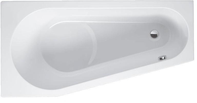 Ванна Riho Delta асиметрична 150*80 см, R (BB80)