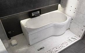 Ванна Riho Dorado асиметрична 170*75/90 см, L (BA81), фото 2