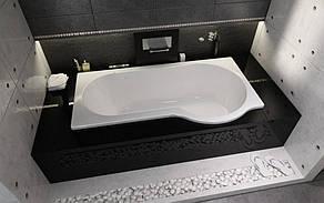 Ванна Riho Dorado асиметрична 170*75/90 см, L (BA81), фото 3