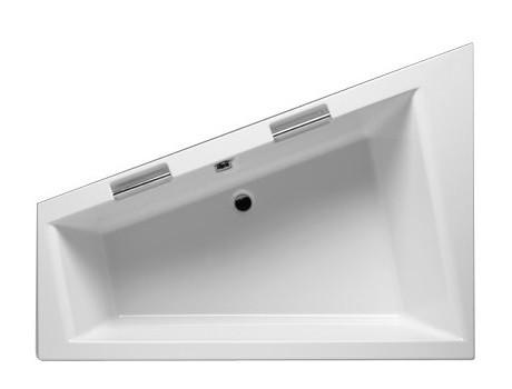 Ванна Riho Doppio асиметрична 180*130 см, R (BA90)